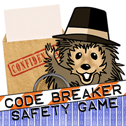 Code Breaker Safety Game