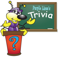 Trivia with Purple Linus